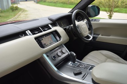 Land Rover Range Rover Sport Sport Autobiography Dynamic S 35