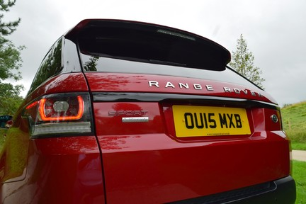 Land Rover Range Rover Sport Sport Autobiography Dynamic S 36