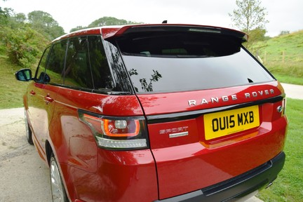 Land Rover Range Rover Sport Sport Autobiography Dynamic S 37
