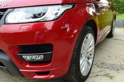 Land Rover Range Rover Sport Sport Autobiography Dynamic S 39
