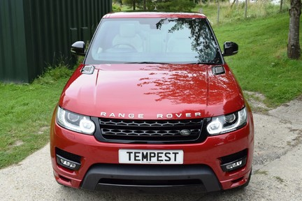 Land Rover Range Rover Sport Sport Autobiography Dynamic S 41