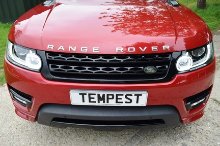 Land Rover Range Rover Sport Sport Autobiography Dynamic S 42