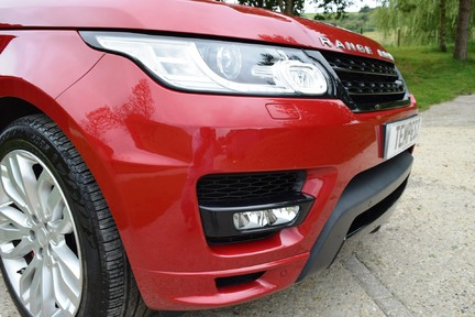 Land Rover Range Rover Sport Sport Autobiography Dynamic S 43