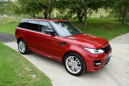 Land Rover Range Rover Sport Sport Autobiography Dynamic S 44