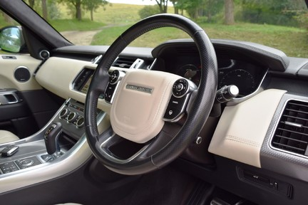 Land Rover Range Rover Sport Sport Autobiography Dynamic S 46