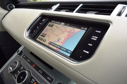 Land Rover Range Rover Sport Sport Autobiography Dynamic S 48