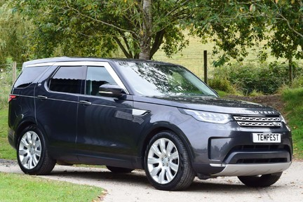 Land Rover Discovery HSE Luxury 3.0 TDV6 Automatic 1