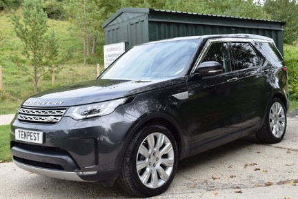 Land Rover Discovery HSE Luxury 3.0 TDV6 Automatic 2