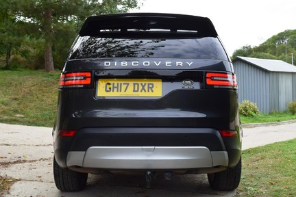 Land Rover Discovery HSE Luxury 3.0 TDV6 Automatic 3
