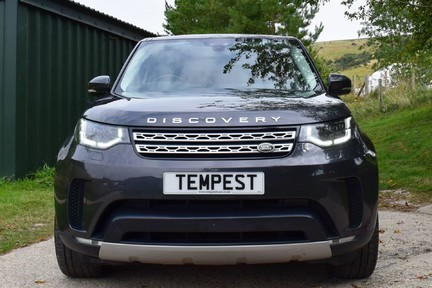 Land Rover Discovery HSE Luxury 3.0 TDV6 Automatic 4