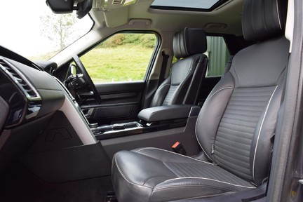 Land Rover Discovery HSE Luxury 3.0 TDV6 Automatic 6