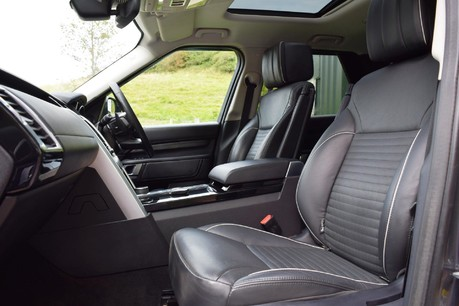 Land Rover Discovery HSE Luxury 3.0 TDV6 Automatic Technical Data