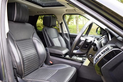 Land Rover Discovery HSE Luxury 3.0 TDV6 Automatic 9