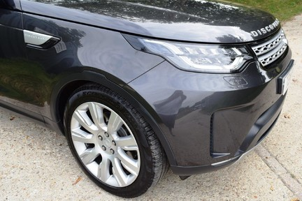 Land Rover Discovery HSE Luxury 3.0 TDV6 Automatic 19