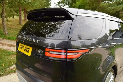 Land Rover Discovery HSE Luxury 3.0 TDV6 Automatic 20