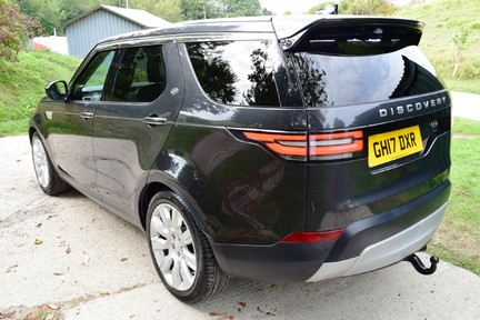 Land Rover Discovery HSE Luxury 3.0 TDV6 Automatic 44