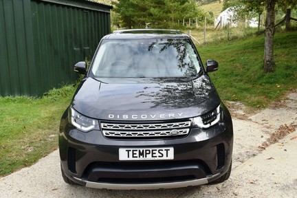 Land Rover Discovery HSE Luxury 3.0 TDV6 Automatic 48