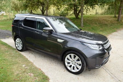Land Rover Discovery HSE Luxury 3.0 TDV6 Automatic 50