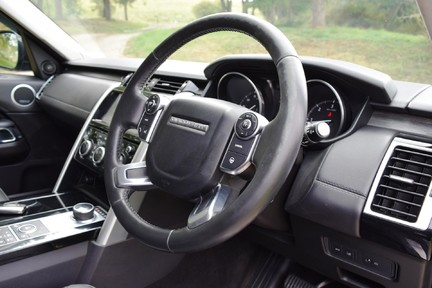 Land Rover Discovery HSE Luxury 3.0 TDV6 Automatic 52