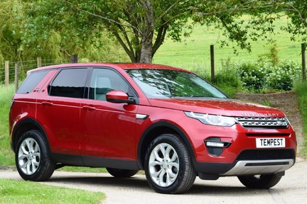 Land Rover Discovery Sport Sport HSE TD4 Automatic 1