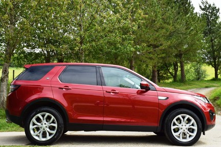 Land Rover Discovery Sport Sport HSE TD4 Automatic 5