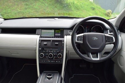 Land Rover Discovery Sport Sport HSE TD4 Automatic 7