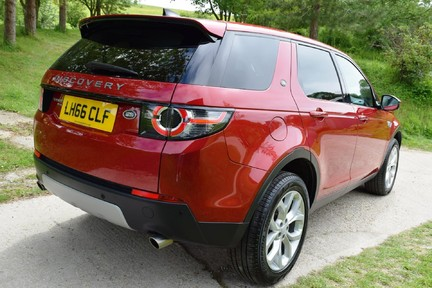 Land Rover Discovery Sport Sport HSE TD4 Automatic 18