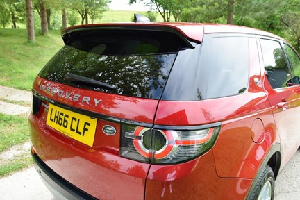 Land Rover Discovery Sport Sport HSE TD4 Automatic 22