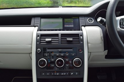 Land Rover Discovery Sport Sport HSE TD4 Automatic 30