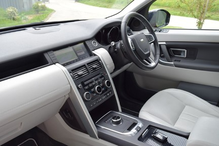 Land Rover Discovery Sport Sport HSE TD4 Automatic 41