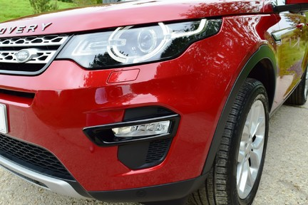 Land Rover Discovery Sport Sport HSE TD4 Automatic 46