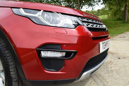 Land Rover Discovery Sport Sport HSE TD4 Automatic 48