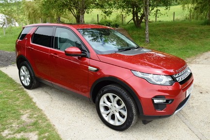 Land Rover Discovery Sport Sport HSE TD4 Automatic 49