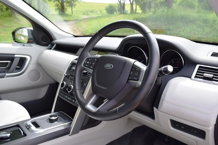 Land Rover Discovery Sport Sport HSE TD4 Automatic 51
