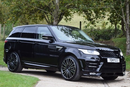 Land Rover Range Rover Sport Sport HSE 3.0 SDV Riviera Appearance Pack