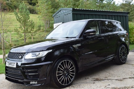 Land Rover Range Rover Sport Sport HSE 3.0 SDV Riviera Appearance Pack 2