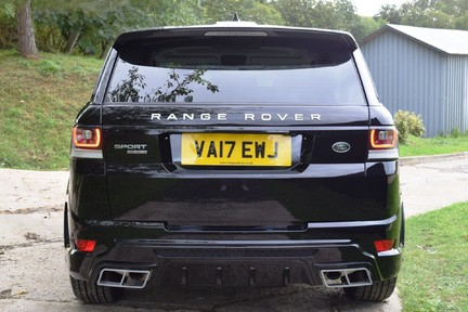 Land Rover Range Rover Sport Sport HSE 3.0 SDV Riviera Appearance Pack 3