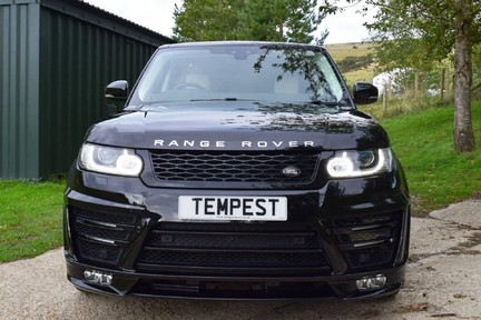 Land Rover Range Rover Sport Sport HSE 3.0 SDV Riviera Appearance Pack 4