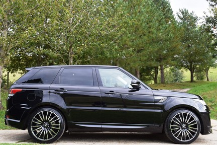 Land Rover Range Rover Sport Sport HSE 3.0 SDV Riviera Appearance Pack 5