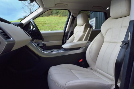 Land Rover Range Rover Sport Sport HSE 3.0 SDV Riviera Appearance Pack 6