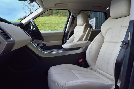 Land Rover Range Rover Sport Sport HSE 3.0 SDV Riviera Appearance Pack Technical Data