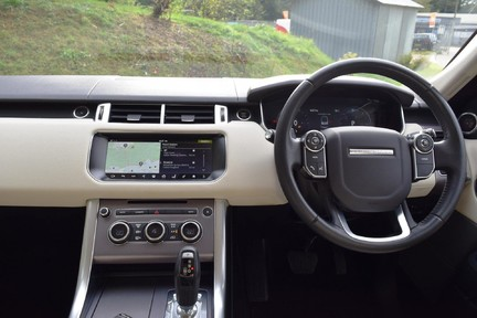 Land Rover Range Rover Sport Sport HSE 3.0 SDV Riviera Appearance Pack 7