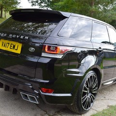 Land Rover Range Rover Sport Sport HSE 3.0 SDV Riviera Appearance Pack 16