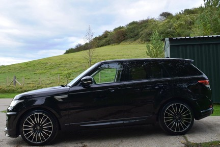 Land Rover Range Rover Sport Sport HSE 3.0 SDV Riviera Appearance Pack 17