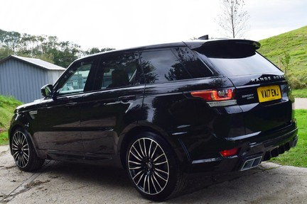 Land Rover Range Rover Sport Sport HSE 3.0 SDV Riviera Appearance Pack 18