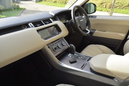 Land Rover Range Rover Sport Sport HSE 3.0 SDV Riviera Appearance Pack 41