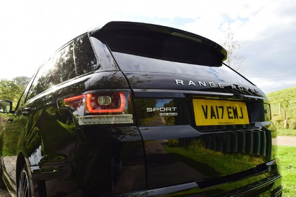 Land Rover Range Rover Sport Sport HSE 3.0 SDV Riviera Appearance Pack 42