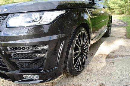 Land Rover Range Rover Sport Sport HSE 3.0 SDV Riviera Appearance Pack 45