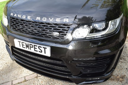 Land Rover Range Rover Sport Sport HSE 3.0 SDV Riviera Appearance Pack 46