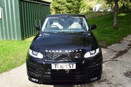 Land Rover Range Rover Sport Sport HSE 3.0 SDV Riviera Appearance Pack 47